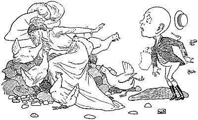 illustration for The Courtship of the Yonghy-Bonghy-Bo 3