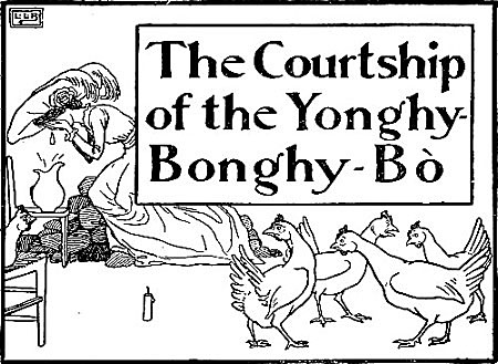 illustration for The Courtship of the Yonghy-Bonghy-Bo