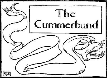illustration for The Cummerbund