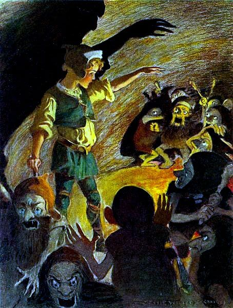 Halloween Songs for Children: The Goblin Man