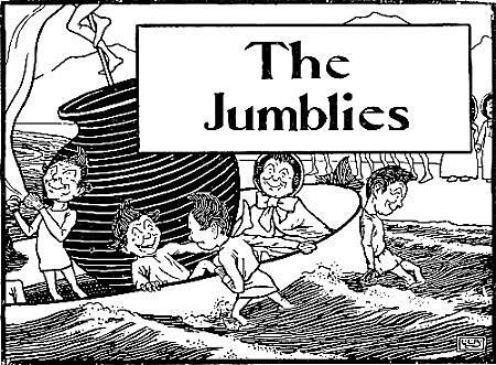 illustration for The Jumblies 1