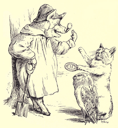 illustration for The Owl and the Pussy-Cat 5