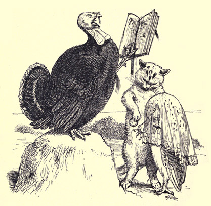 illustration for The Owl and the Pussy-Cat 6