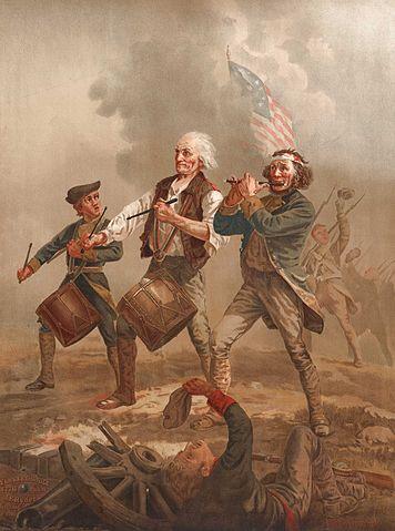 A.M. Willard, Yankee Doodle, Spirit of '76