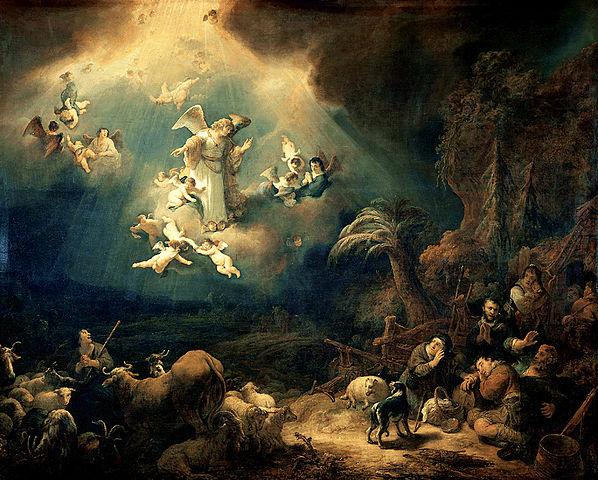 A Dream-story: The Christmas Angel