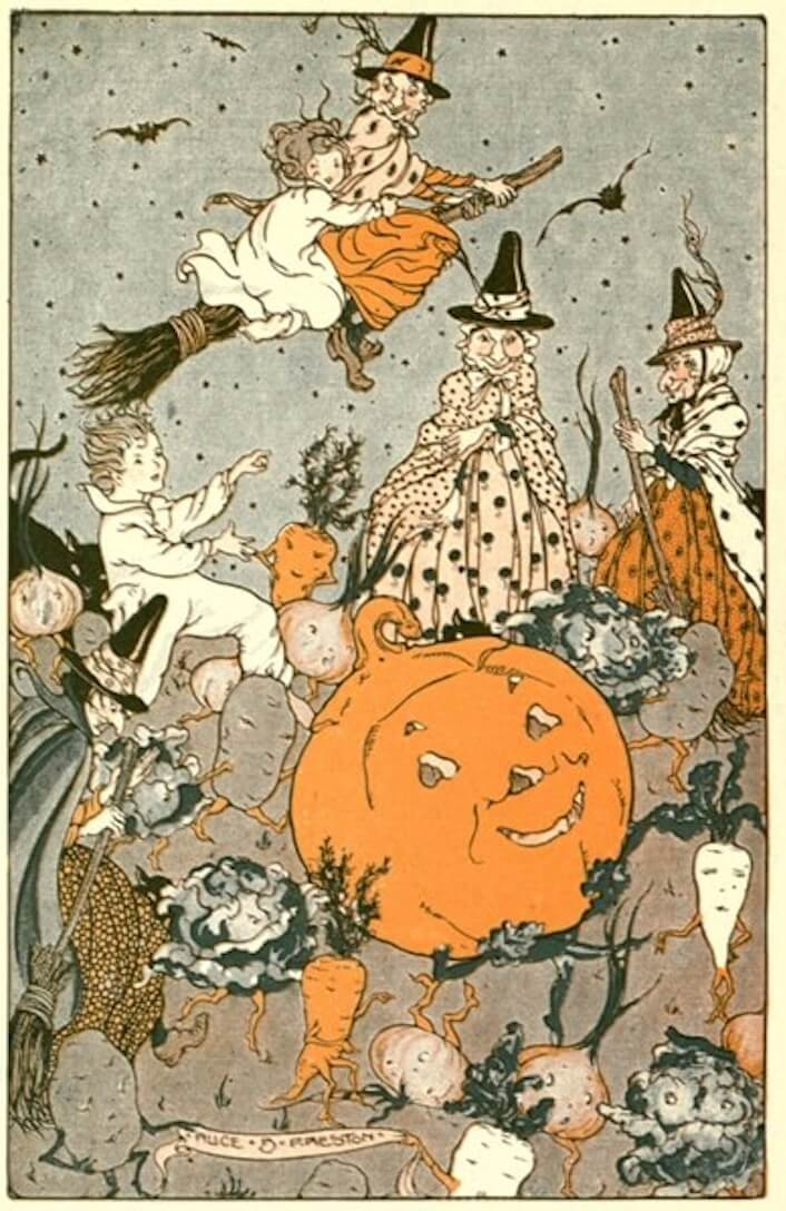 Halloween Stories for Children: A Tale for Halloween