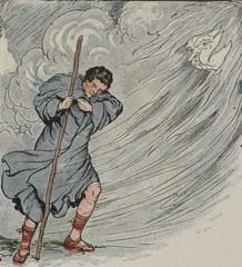 Aesop's Fables - The North Wind Fable