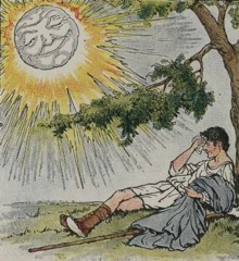 Aesop's Fables - The sun Fable