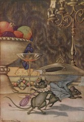 Aesop's Fables - The Town Mouse and the Country Mouse Fable