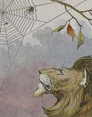 Aesop's Fables - The Lion and the Gnat Fable