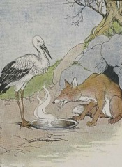 Aesop's Fables - The Fox Fable