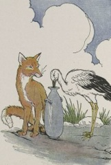 Aesop's Fables - The Stork Fable