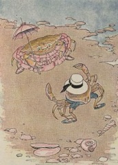 Aesop's Fables - The Young Crab and His Mother Fable