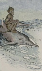 Aesop's Fables - The Monkey and the Dolphin Fable