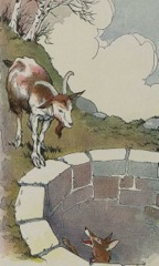 Aesop's Fables - The Fox and the Goat Fable