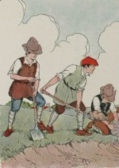 Aesop's Fables - The Farmer and his Sons Fable