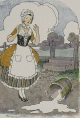 Aesop's Fables - The Milkmaid and her Pail Fable