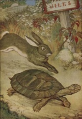 Aesop's Fables - The Hare and the Tortoise Fable