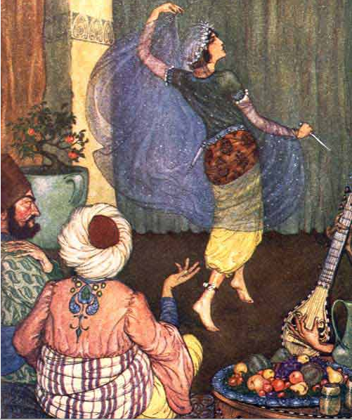Ali Baba and the Forty Thieves 2