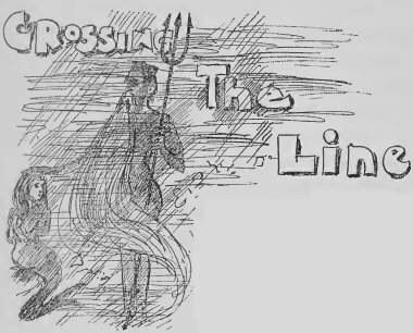An illustration for the story Crossing the Line by the author Walter McRoberts