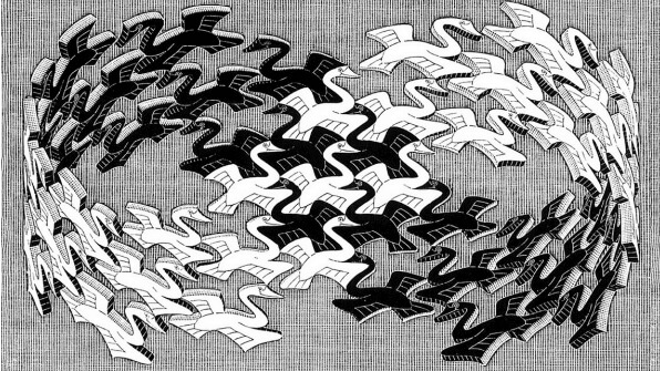 An illustration for the story Eupompus Gave Splendour to Art of Numbers by the author Aldous Huxley