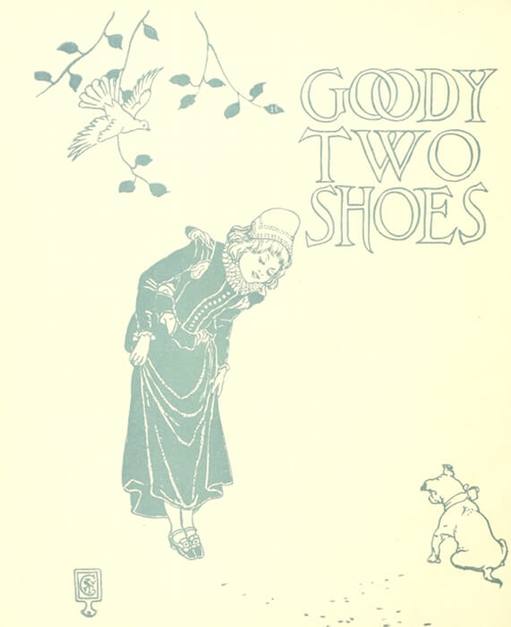 Goody Two Shoes frontis