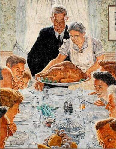 Thanksgiving Stories: Harriet Beecher Stowe, How We Kept Thanksgiving at Oldtown