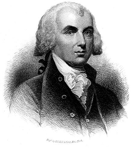 An illustration for the story James Madison: Why Some Succeed While Others Fail by the author James Madison