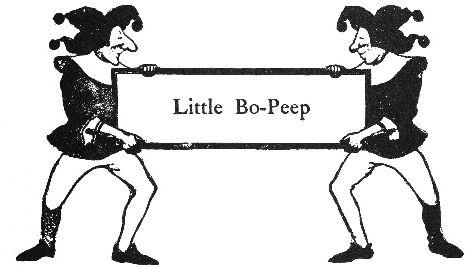 Little Bo-Peep intro