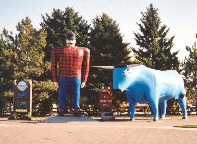 Tom Thumb in Minnesota