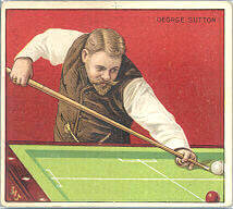 An illustration for the story Recollections of a Billiard-marker  by the author Leo Tolstoy