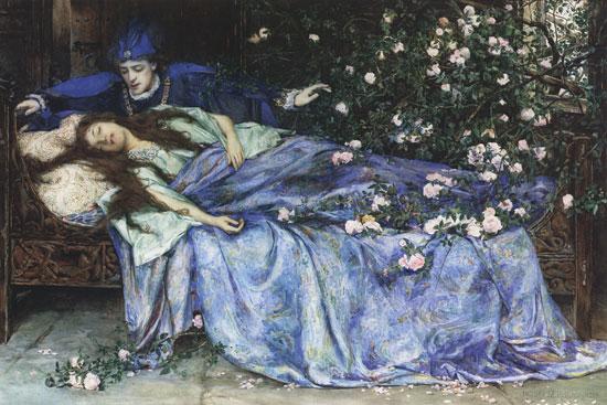 Briar-Rose, or Sleeping Beauty