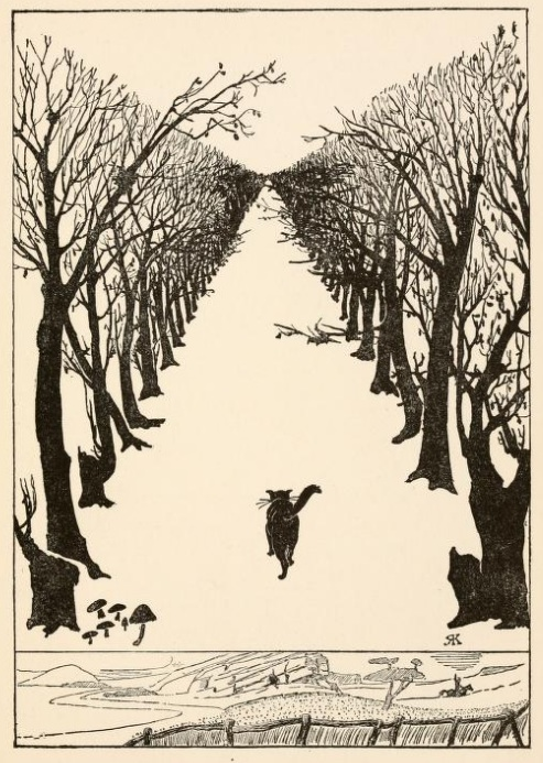 The Cat that Walked by Himself
