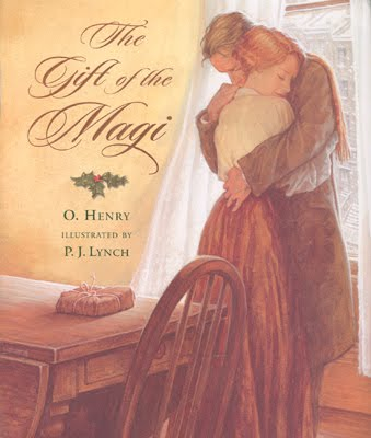 Christmas Stories and Books, featuring O. Henry, The Gift of the Magi