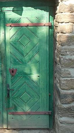 Mystery Stories: Locked Doors