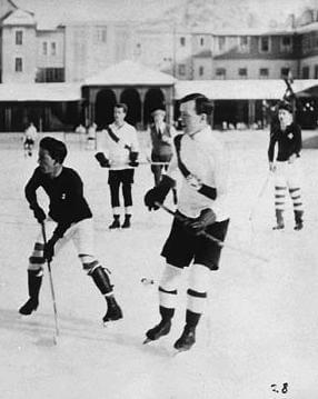 Winter Sports Stories: The Ice Cyclone