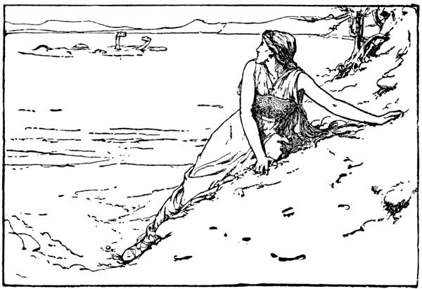The Sea-Maiden-1