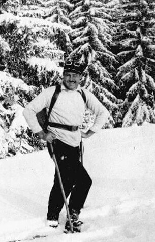 Ernest Hemingway Kilimanjaro