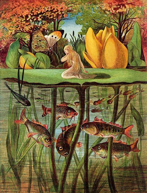 Fairy Tales: Thumbelina