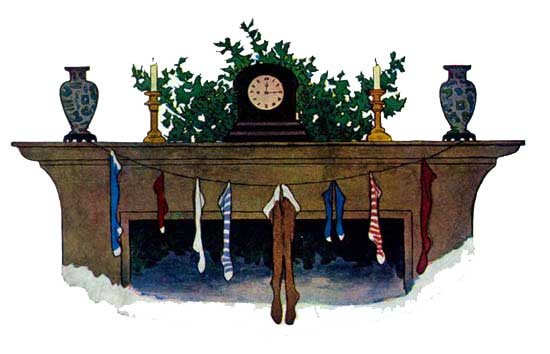 Image result for twas the night before christmas