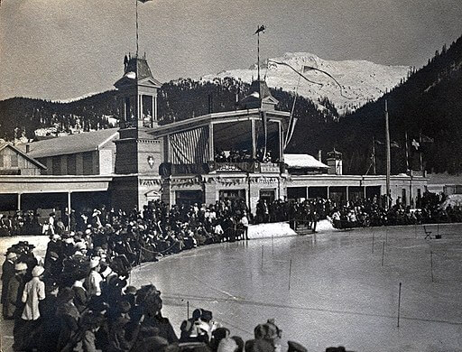 Winter Sports Stories inspired by the Olympics, Skating Rink