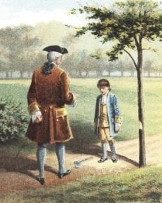 George Washington's Boyhood Rules