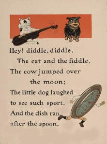 Pre-K Phonics: Hey! Diddle, diddle, the cat and the fiddle