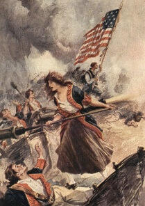 Molly Pitcher: The Brave Gunner of the Battle of Monmouth