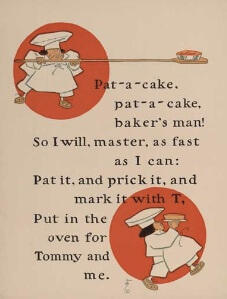 Pre-K Phonics: Pat-a-Cake, Pat-a-Cake, Baker's Man