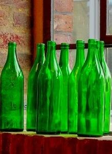 Pre-K Counting: Ten Green Bottles