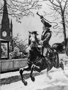 The Midnight Ride: Paul Revere