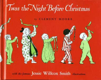 Twas the Night Before Christmas cover '